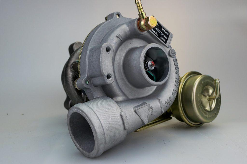 Turbosprężarka samochodowa